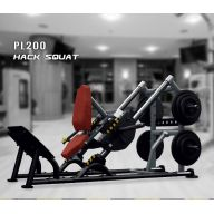 Plate Load HACK SQUAT BH PL200, Plate load