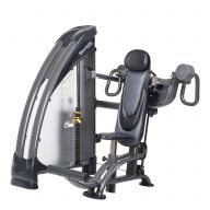 Shoulder Press S917 SportsArt, Postes Pectoraux