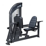 Leg press - Calf extension DF201, Postes doubles fonction
