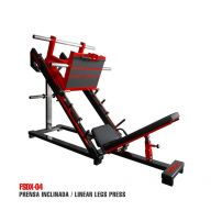 Leg press 3XL, Strenght 3XL