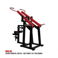Front lat pulldown 3XL, Strenght 3XL