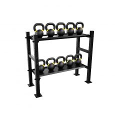 Kettlebell rack 110 cm, Racks de Cross Training