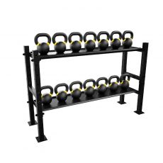 Kettlebell rack 140 cm, Racks de Cross Training