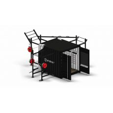 Cross Training Cube Container Station