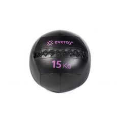 Wall Ball 15 kg noir Wall ball  BSA PRO