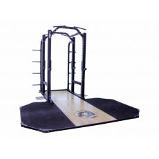Power rack avec plateform Squat et powerlift  BSA PRO