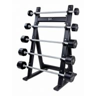 Support pour 5 barres à charge, Racks de musculation