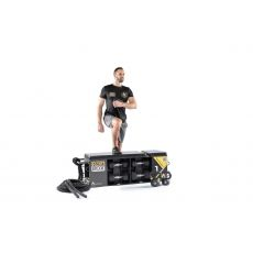HIIT Bench RAMBOX ajustable black pack, HIIT Bench