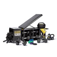 HIIT Bench RAMBOX ajustable gold pack, HIIT Bench