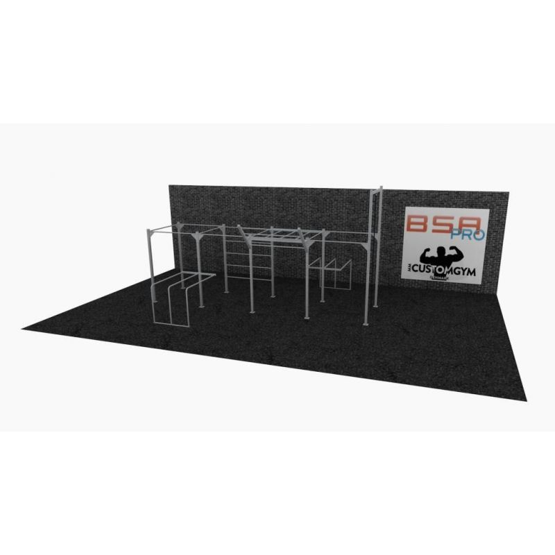 Cage Cross Training Double Dip CUSTOM GYM DD01, BSA cages Cross Training