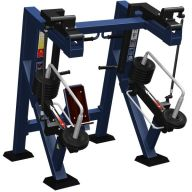 Bench Press Handisport Street Barbell, STREET BARBELL