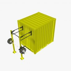 FastBox Cube Hero Container Stations  BSA PRO