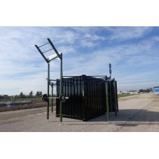 FastBox STD Tactical, Container Stations