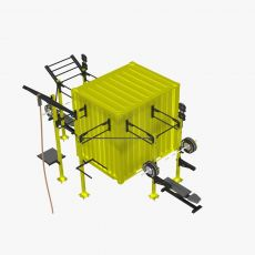 FastBox STD Tactical Container Stations  BSA PRO