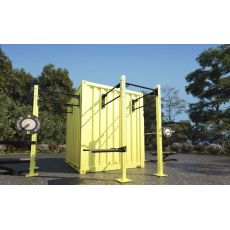 FastBox STD, Container Stations