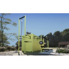 FastBox LARGE, Container Stations