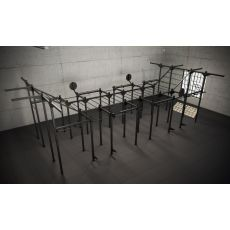 Structure crossfit Army Cages limited series BSA PRO