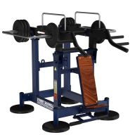 Shoulder Press Street Barbell, STREET BARBELL