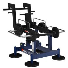 Squat Machine Street Barbell, STREET BARBELL