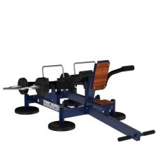 Seated Triceps Dips Outdoor Street Barbell STREET BARBELL  BSA PRO
