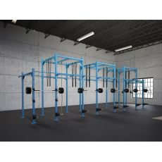 Structure crossfit 3 tours, Cages limited series