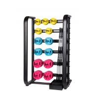 Ensemble 15 sets pump rouge et rack, Kit pump et racks