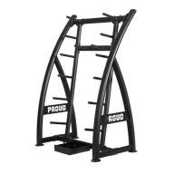 Ensemble 12 sets pump rouge et rack, Kit pump et racks