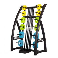 Ensemble 12 fitness Pump, Kit pump et racks