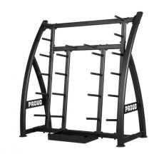 Ensemble 18 fitness Pump Kit pump et racks  BSA PRO