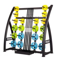 Ensemble 18 fitness Pump, Kit pump et racks