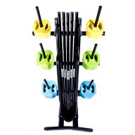 Ensemble 10 fitness Pump, Kit pump et racks
