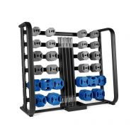 Ensemble 25 sets pump bleu et rack