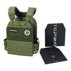 Gilet lesté Tactical, Force