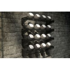 Rangement mural Wall Ball Racks de Cross Training  BSA PRO