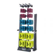 Rack pour 15 power gym, Kit pump et racks