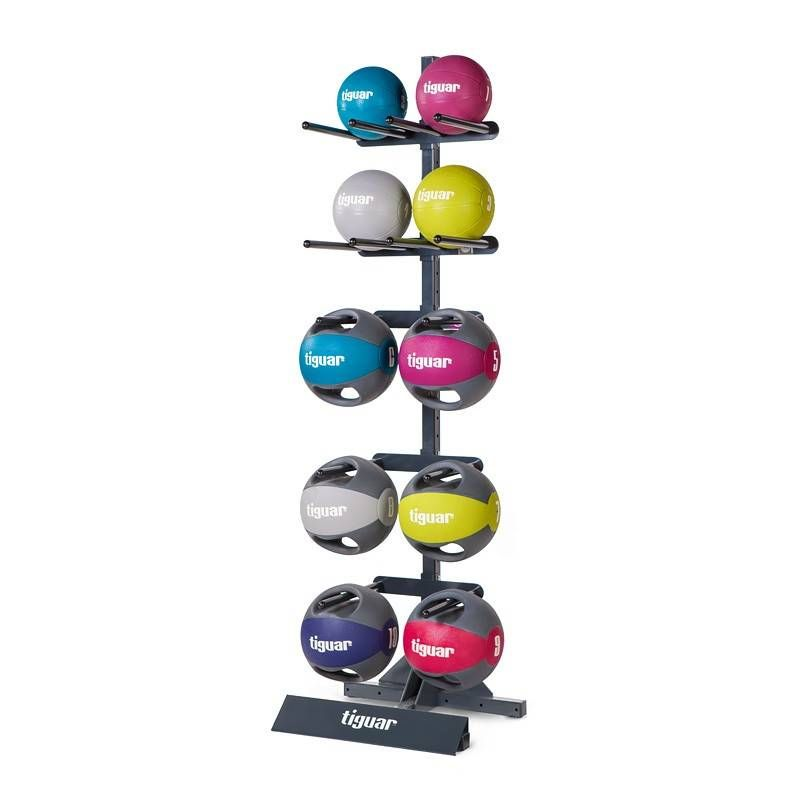 Rack à medecine balls, Racks Functional Training