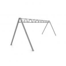 Suspension training station 7.5 m Stations functional  BSA PRO