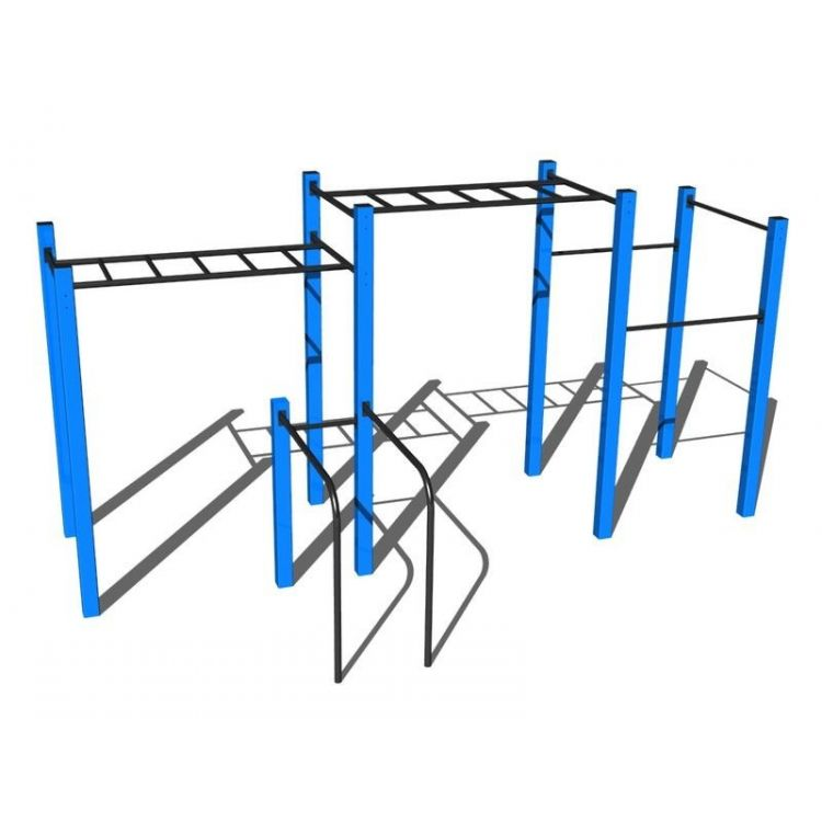 Structure Calisthénics Street Workout - Structure professionnel Street Workout - Equipement Outdoor