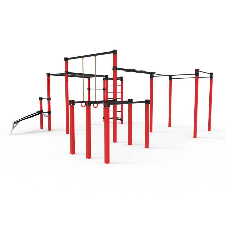 Cages Street Workout